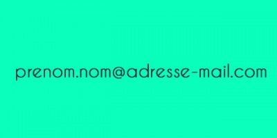 adresse mail simple sans pub