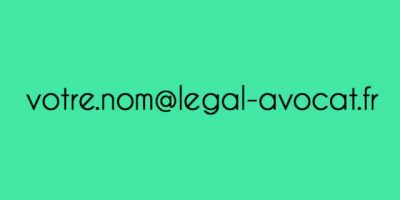 Adresse mail vous@legal-avocat.fr