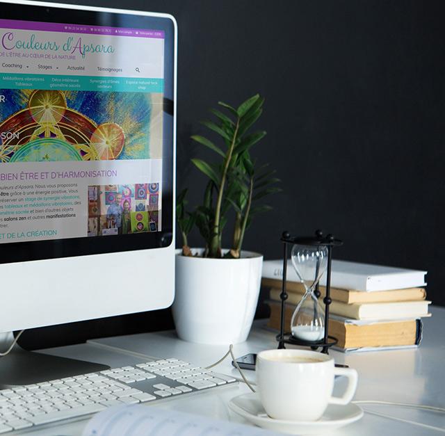 Mam Web email personnalisé site
