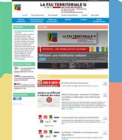 site internet magazine web